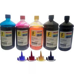 Kit recarga epson 5 litros impressora l355 l365 l375 l395