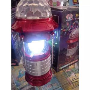 Lanternas de led com luz de estrover