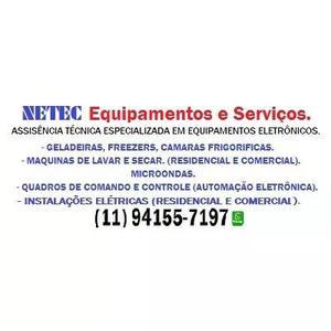 Lava e seca e refrigeracão - assistencia tecnica.