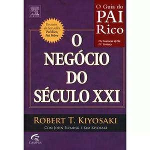 Livro ebook '' o negócio do seculo 21 (xxi) '' original