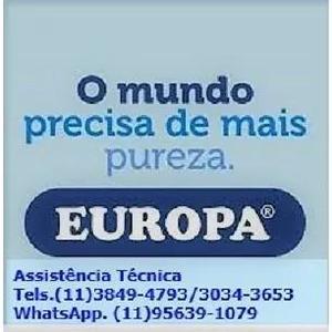 Manutenção autorizada dos purificadores de água europa.
