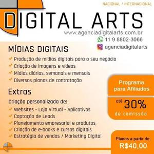 Marketing digital & business