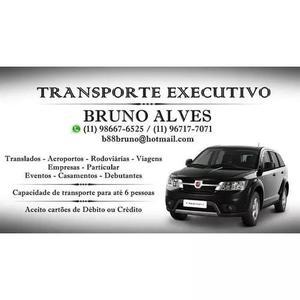Motorista particular transporte executivo luxo