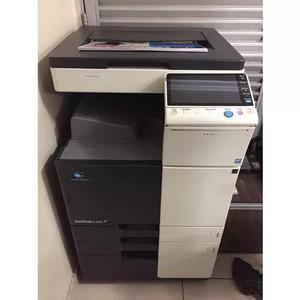 Máquina copiadora impressora minolta c224