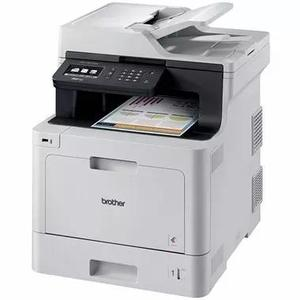 Multifuncional Brother Laser Colorida - Brother Mfc L8610cdw