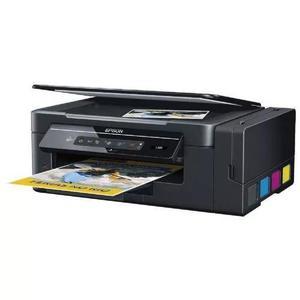 Multifuncional epson l395, impressora, copiadora, scanner