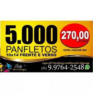 Panfletos 4x4