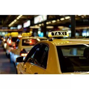 Passo autonomia de taxi rj