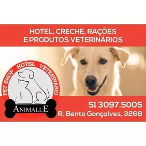 Pet hotel animalle