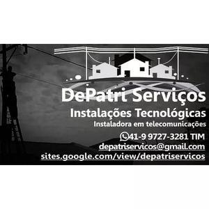 Prestadora/instaladora de serviços