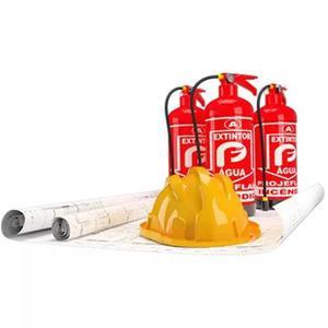 Projeto de combate à incêndio e aprovação junto cbmerj
