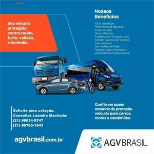 Proteção veicular agv brasil