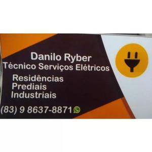 Serviço técnico eletricista