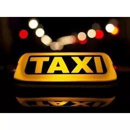 Taxi aluguel de autonomia