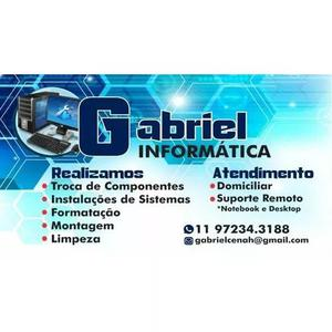 Técnico celular/notebook/tablet
