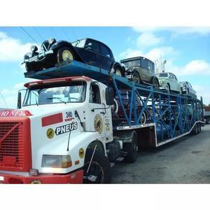 Transporte de veículos carros e motos
