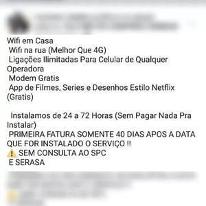 Wifi ilimitado