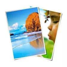 1000 papel glossy 180g fotográfico