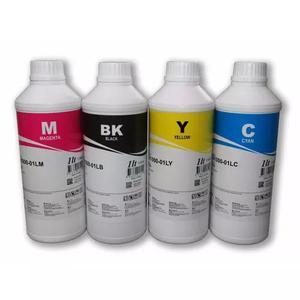 4 litros tinta epson inktec corante l375 l380 l395 l495 l120