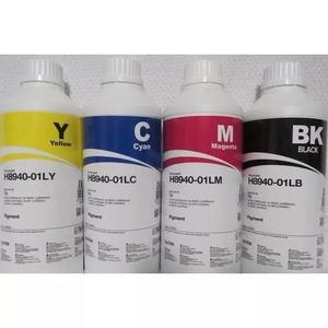 4 litros tinta pigmentada hp h8940 8600 8610 8720 inktec