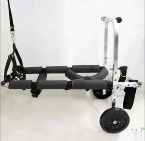 Cadeira de rodas para cão