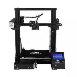 Impressora 3d creality ender 3 - frete grátis pronta