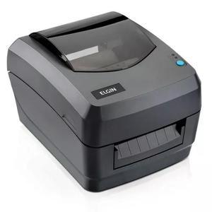 Impressora de etiquetas elgin l42 usb/ serial original nova