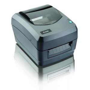 Impressora de etiquetas térmica elgin l42 usb +ribbon