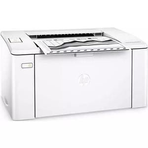 Impressora hp m-102w pro laserjet - wireless - toner - 110v