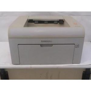 Impressora laser samsung ml 2010 toner cheio (usada)