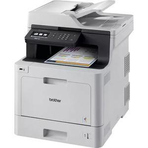 Impressora multifuncional brother 8610 l8610cdw laser color