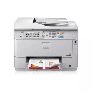 Impressora multifuncional epson wf-5690 wireless duplex adf