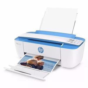 Impressora multifuncional hp 3775 wifi + cabo usb + cartucho