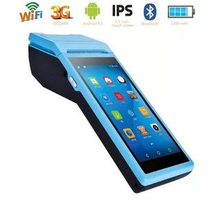 Mini impressora portatil 3g wifi termica 58mm android 6.0