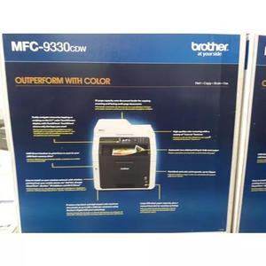 Multifuncional brother mfc9330cdw color-laser a vista!!!