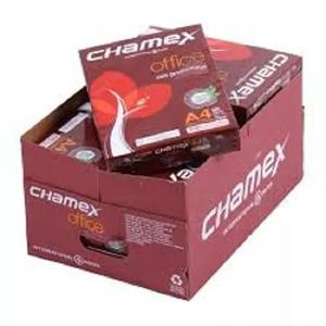 Papel Sulfite Report Ou Chamex A 4
