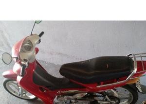 Vendo ou troco, traxx sky 125 cc 200809 - atrasada