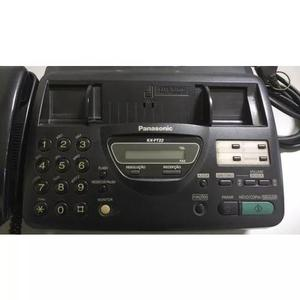 Aparelho fax panasonic kx-ft22
