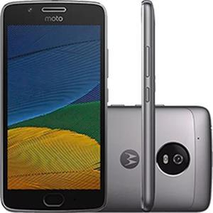 Celular motorola g5 32gb android tela 5 câmera 13mp + fone