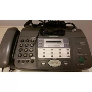 Fax E Telefone Marca Panasonic (quase S