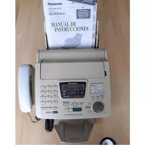 Fax panasonic fp270 ** usado **