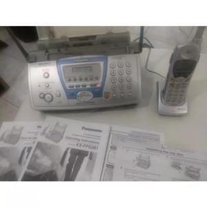Fax panasonic kx fpg381 - leia o anúncio