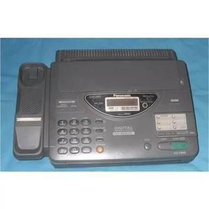 Fax panasonic kx-f800 para retirar peças