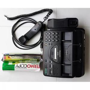 Fax panasonic kx-ft22br com papel térmico grátis