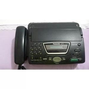 Fax panasonic kx-ft71 - ótimo estado