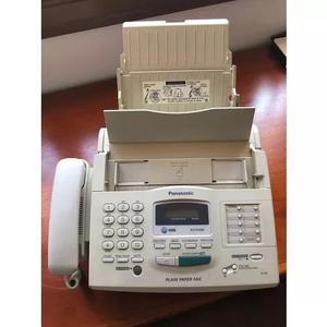 Fax panasonic modelo kx fp200lb com 2 bobinas originais