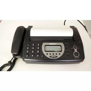 Fax papel térmico intelbrás línea f312