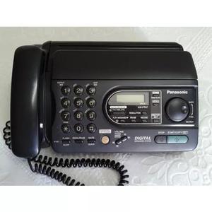 Fax - secretária eletrônica - telefone - panasonic kx ft
