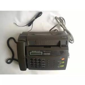 Fax sharp modelo ux-108 com telefone - perfeito estado