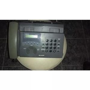 Fax sharp usado ux44